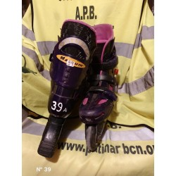 Patins taille 39 (A)