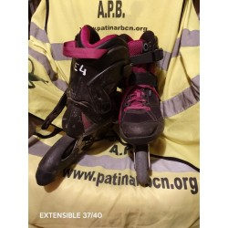 Patines extensibles tallas 37 / 40 (E4)
