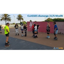 2020/06/21 Classes diumenge